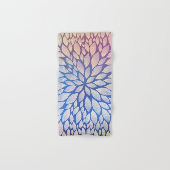 Petal Burst #17 Hand & Bath Towel