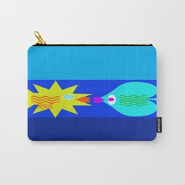 bbnyc 2 fish in the sea Carry-All Pouch