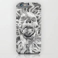 Grey Skull / In&OutOfExistence iPhone 6s Slim Case