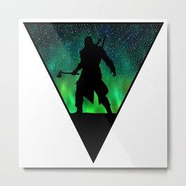 Assassin Metal Print