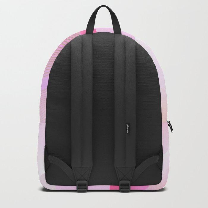 Pink Hills Backpack