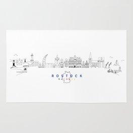 Skyline Rostock Rug