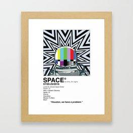 Astronaut Series 2 Framed Art Print