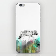 Wild No. 3 // Wolf iPhone & iPod Skin
