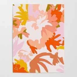 ambient flora Poster