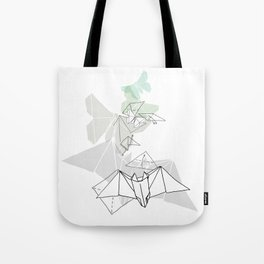 Bats & Moths Tote Bag