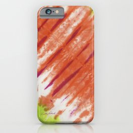 Pleated and Laced iPhone Case