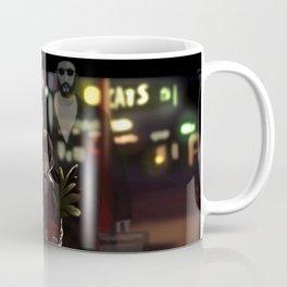 Leon and Mathilda Coffee Mug