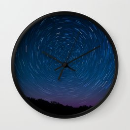 Spin Cycle Wall Clock