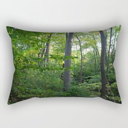Splendor in the Woods Rectangular Pillow