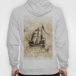 In the mist Hoody