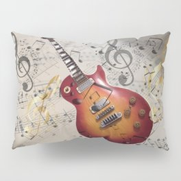 WHILE MY GUITAR GENTLY WEEPS Pillow Sham