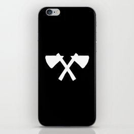 WIELD iPhone Skin