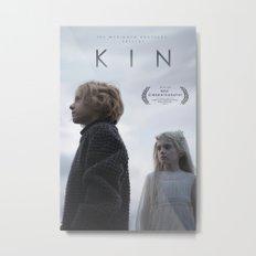 KIN poster #2 Metal Print