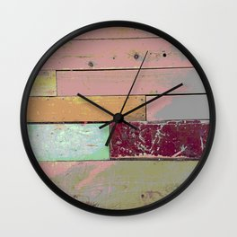 New Spin on an Old Floor Wall Clock