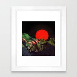 DRAG Framed Art Print