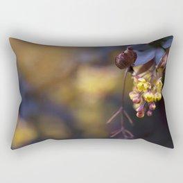 Barberry Flowers Rectangular Pillow