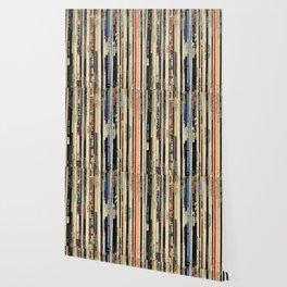 Classic Rock Vinyl Records Wallpaper