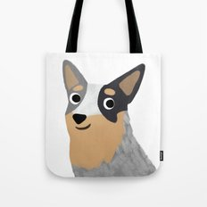 Cattle Dog - Cute Dog Series Tote Bag