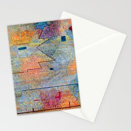 Paul Klee Rising Star Stationery Cards