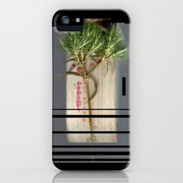 Host of OFF iPhone Case