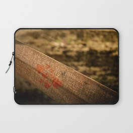 In particular wood Laptop Sleeve
