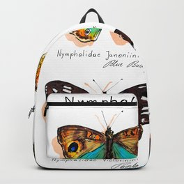 Nymphalidae butterflies Backpack