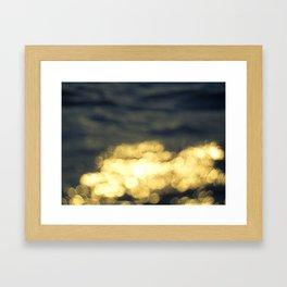Sea by Boone Speed Framed Art Print