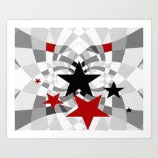 Starscape Art Print