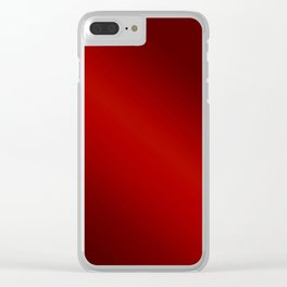 5 Ombre Clear iPhone Case
