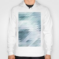 polygon Hoodies featuring Polygon by JBdesign