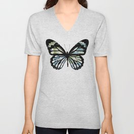 Watercolor Wings Unisex V-Neck