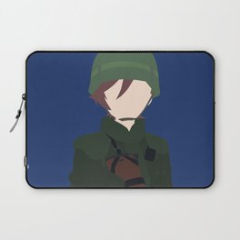 Shino Kuribayashi (Gate: Jieitai Kanochi Nite, Kaku Tatakaeri) Laptop Sleeve