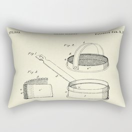 Coffee Roaster-1883 Rectangular Pillow
