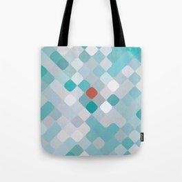 rhombus fantasy you here Tote Bag