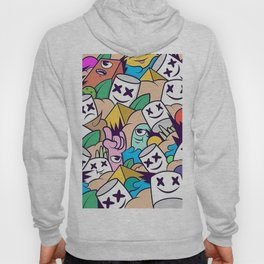 Marshmellow meme Hoody