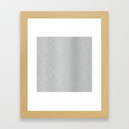 Aluminum Brushed Metal Framed Art Print