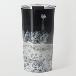 Mother Earth and her Child Travel Mug