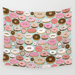Donut Wonderland Wall Tapestry