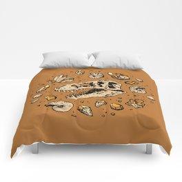 Geo-rex Vortex | Citrine Quartz Comforters
