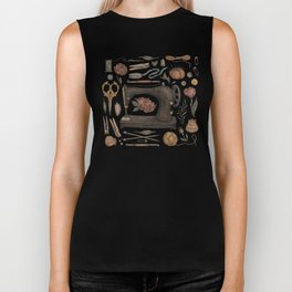 Sewing Collection Biker Tank