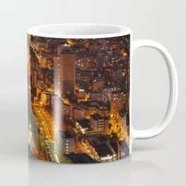 Gare Montparnasse by night I Paris, France I Fine art I Photography Coffee Mug