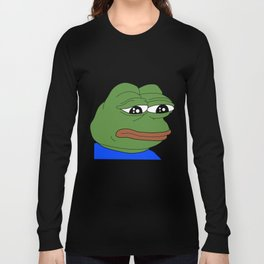 FeelsBadMan Long Sleeve T-shirt