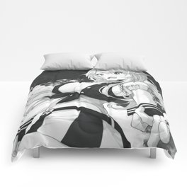 Kancolle Day at the beach Comforters