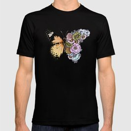 Butterfly in Bloom II T-shirt