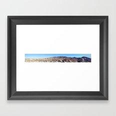 Arch Rock Trail Framed Art Print
