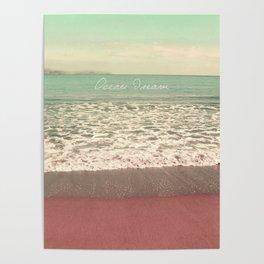 Ocean Dream I Poster