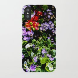 Flower Cluster iPhone Case