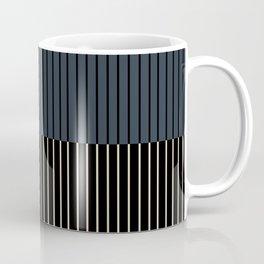 Color Block Lines XVII Coffee Mug