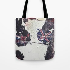 Jubilee rain  Tote Bag